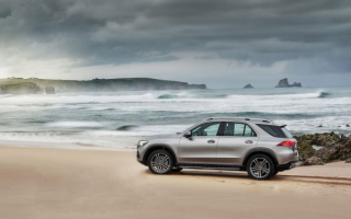 2019 Mercedes-Benz GLE Class UK