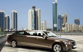 Mercedes E Class Limousine / Мерседес Е класса лимузин