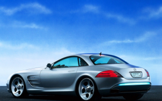 Mercedes SLR / Мерседес SLR
