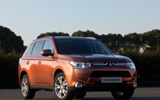 Mitsubishi Outlander 2012 / Митсубиси Аутлендер 2012