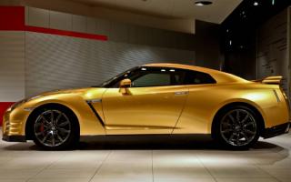 2013 Nissan-GT-R / Ниссан GT-R 2013