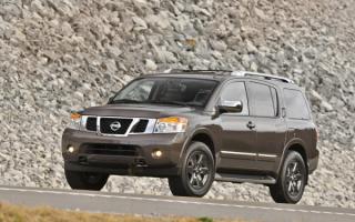 2013-Nissan-Armada / Ниссан Армада 2013г.