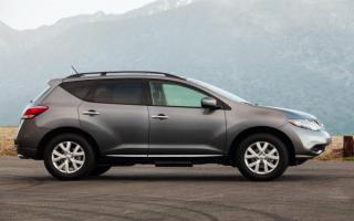 2013-Nissan-Murano-Crossover / Ниссан Мурано Кроссовер 2013г.