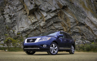 2013-Nissan-Pathfinder / Ниссан Патфайндер 2013г.