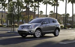 2013-Nissan-Rogue-Crossover / Ниссан Роуг кроссовер 2013г.