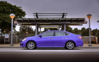 2013-Nissan-Sentra-Sedan / Ниссан Сентра седан 2013
