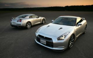 Nissan GT-R 2009 / Ниссан GT-R 2009г.