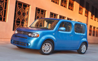 Nissan-Cube-2013 / Ниссан Куб 2013г.