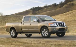 Nissan-Titan-2009 / Ниссан Титан 2009г.