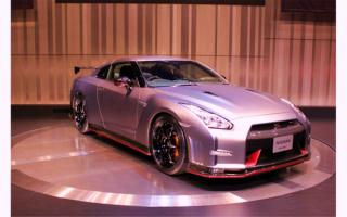 Nissan GT-R Nismo / Ниссан GT-R Nismo