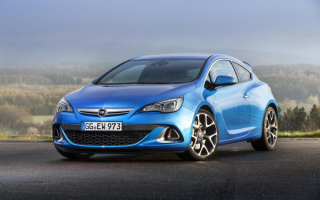 Opel-Astra-OPC / Опель Астра OPC