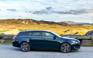2014 Opel Insignia Sports Tourer