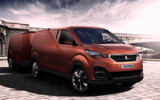 Peugeot Foodtruck 2015