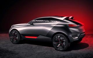 Peugeot Quartz Concept 2014