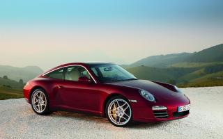 Porsche Targa 4S / Порше Тарга 4S