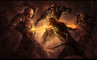 Выжигание зла