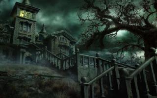 Замок вампиров