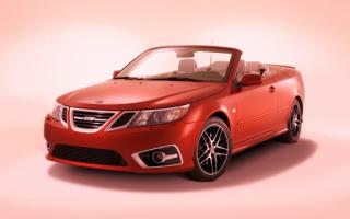 2011 Saab 9-3 Convertible / Сааб 9-3 кабриолет 2011