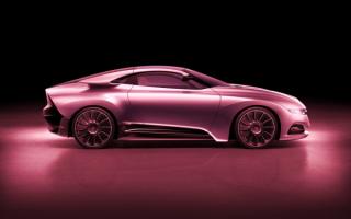 Saab PhoeniX Concept / Сааб Феникс концепт