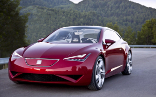 SEAT electric concept