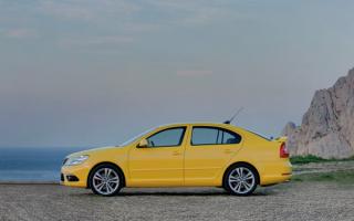 Skoda Octavia RS / Шкода Октавия RS