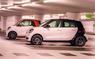 Smart ForFour / Смарт Форфоур