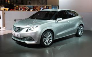 Suzuki-iK 2 Concept
