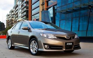 Тoyota-camry-  Atara-2012 / Тойота Камри Атара 2012г.