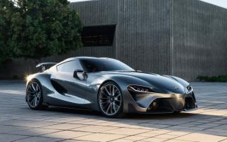 Toyota FT 1 Concept