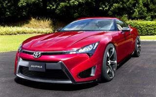 2015 Toyota Supra