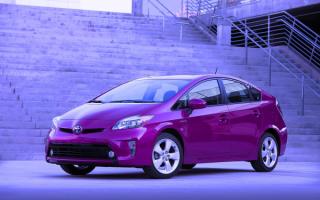 2015 Toyota Prius sedan