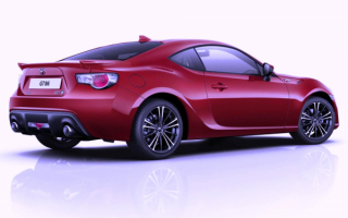 2015 Toyota GT86 Coupe