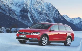 2012-Volkswagen-Passat / Фольксваген Пассат 2012