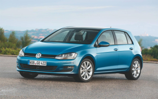 2013-Volkswagen-Golf / Фольксваген Гольф 2013г.