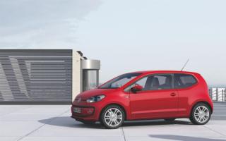2013 Volkswagen Up / Фольксваген УП