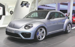 Volkswagen Beetle / Фольксваген Жук