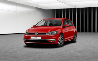2019 Volkswagen Golf Match