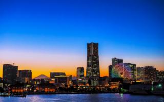 Город Иокогама