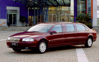 Limousine Volvo S80