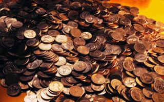 Разменные монеты