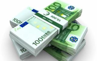 Европейские деньги
