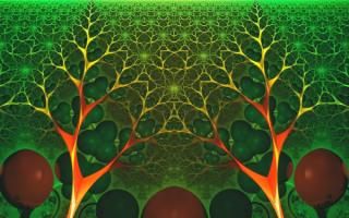 Деревья абстрактные