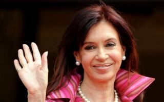 Президент Аргентины Кристина Фернандес де Киршнер