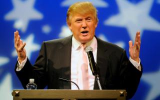 Дональд Трамп - американский бизнесмен