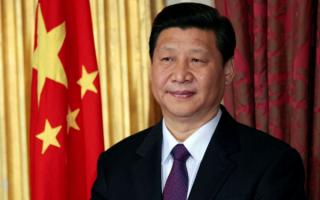 Си Цзиньпин - председатель Китайской Народной Республики