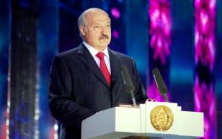 Александр Лукашенко - президент Республики Беларусь