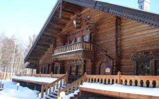 Город Владимир зимой