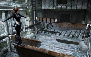 Tomb raider underworld game