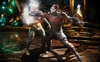 Injustice 2 Deadshot and Aquaman