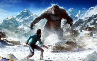 Far Cry 4 Valley of the Yetis